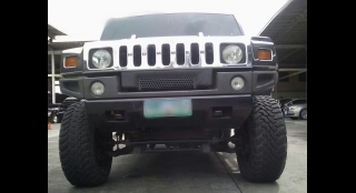 2006 Hummer H2 6.0L AT Gasoline