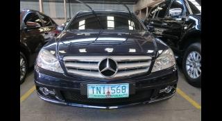 2011 Mercedes-Benz C-Class Sedan C200 CGI BlueEFFICIENCY