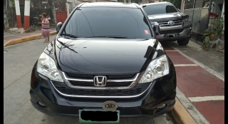 2010 Honda CR-V 2.4L AT Gasoline