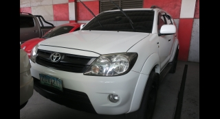 2006 Toyota Fortuner G Diesel AT