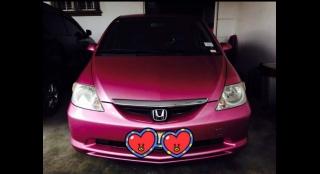 2004 Honda City 1.3L CVT Gasoline