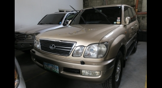 1999 Lexus LX 4.7L AT Gasoline