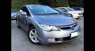 2008 Honda Civic 1.8S AT