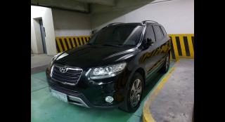 2011 Hyundai Santa Fe Diesel 4X4 AT