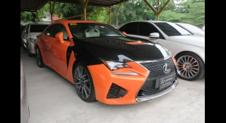 2015 Lexus RC 3.5L AT Gasoline