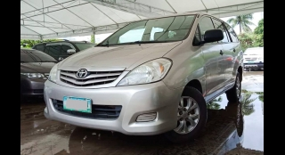 2012 Toyota Innova E Diesel AT