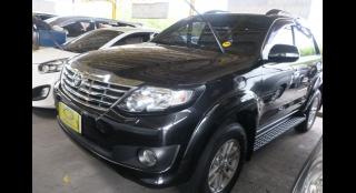 2012 Toyota Fortuner 2.5L MT Diesel