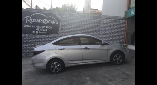 2013 Hyundai Accent Sedan GLS MT