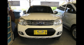 2015 Ford Everest 2.5L AT Diesel
