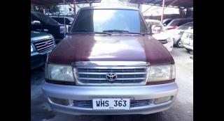 2001 Toyota Revo 1.8L AT Gasoline