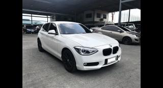 2015 BMW 1-Series Hatchback 116i AT Gas