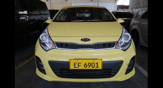 2015 Kia Rio Hatchback 1.4 EX AT