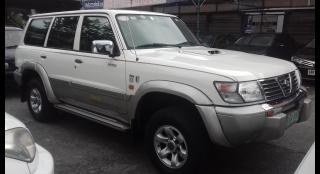 2002 Nissan Patrol 3.0L MT Diesel