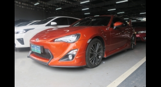 2013 Toyota 86 Aero AT