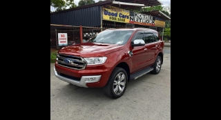 2016 Ford Everest 2.2 Titanium+ 4x2 AT Premium Package