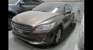 2016 Peugeot 301 1.6L AT Diesel