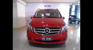 2016 Mercedes-Benz V-Class 2.2L AT Diesel