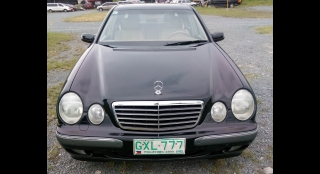 2000 Mercedes-Benz E-Class 2.4L AT Gasoline