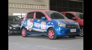 2016 Suzuki Celerio 1.0L AT Gasoline