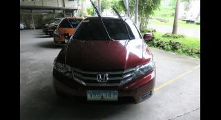 2013 Honda City 1.5 E MT