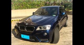 2013 BMW X3 2.0L AT Diesel