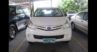 2013 Toyota Avanza 1.3 J MT