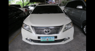 2012 Toyota Camry 3.5Q AT