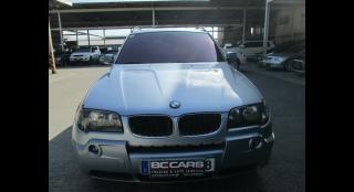 2006 BMW X3 2.5i Executive