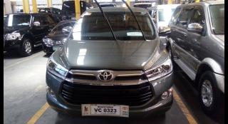 2016 Toyota Innova 2.8 V Diesel AT