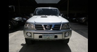 2007 Nissan Patrol Super Safari (4X4) AT