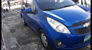 2012 Chevrolet Spark 1.2 LT M/T
