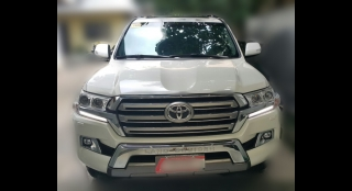 2016 Toyota Land Cruiser 200 4.5L AT