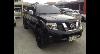 2014 Nissan Frontier Navara Tech Xtreme (4X4) AT
