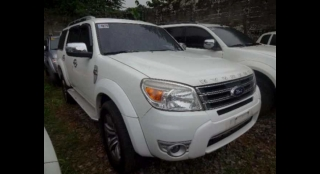 2012 Ford Everest XLT (4X2) MT