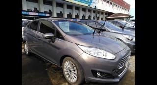 2015 Ford Fiesta Sedan 1.0 Titanium+ with EcoBoost AT