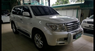 2012 Toyota Land Cruiser 4.5L AT Diesel
