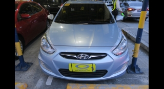 2013 Hyundai Accent Hatchback 1.6 E Diesel AT