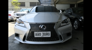 2014 Lexus IS350 3.5L AT Gasoline