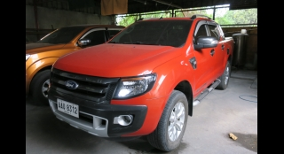 2017 Ford Ranger Wildtrak 3.2L (4X4) AT