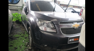 2013 Chevrolet Orlando 1.8L AT LT (Gas)