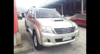 2012 Toyota Hilux G (4X4) AT