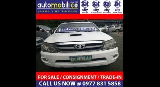 2005 Toyota Fortuner G AT Diesel