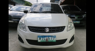 2013 Suzuki Swift Dzire M/T