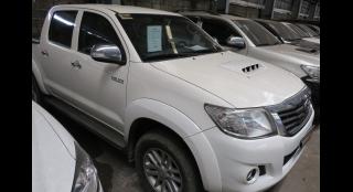 2014 Toyota Hilux 2.5L MT Diesel