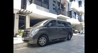 2012 Hyundai Grand Starex GOLD CRDI VGT