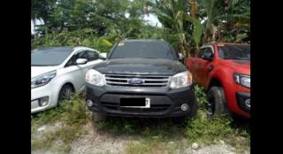 2014 Ford Everest 2.5L MT Diesel