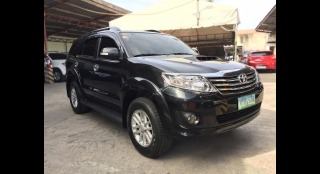 2013 Toyota Fortuner G 2.5L AT Diesel