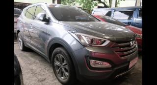 2014 Hyundai Santa Fe 2.2 GLS 4x2 MT