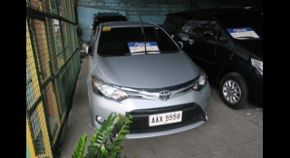 2014 Toyota Vios G AT