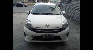 2016 Toyota Wigo G AT